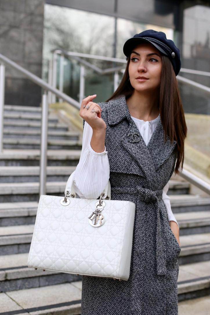 a8f6f952f9 Look of the Day: Monochrome