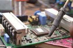 servo motor: electronic repairing, logic board repair
