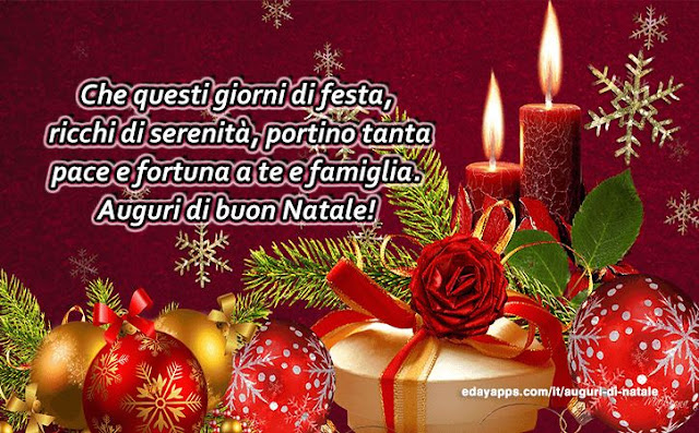Italian Christmas Cards Greetings Wishes Merry Xmas in Italian Card Messages