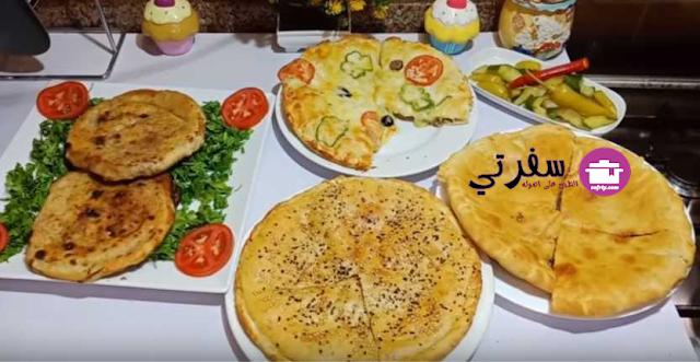 الحواوشي البلدي والاسكندراني فاطمه ابو حاتي