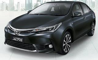 Harga Toyota Corolla Altis Gray Metallic di Pontianak