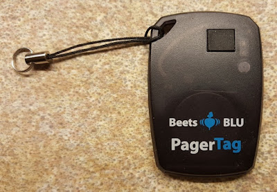 Beets Blu Bluetooth Keyfinder (Pager Tag) Review