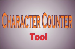 Character Counter Tool