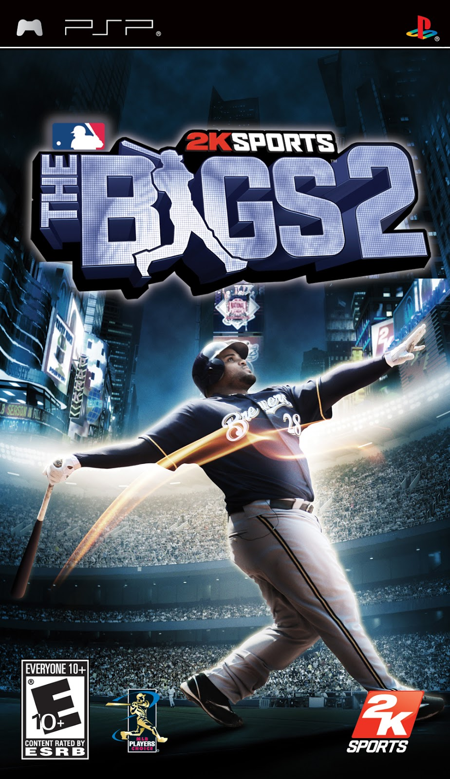 The Bigs 2 - PSP - ISO Download