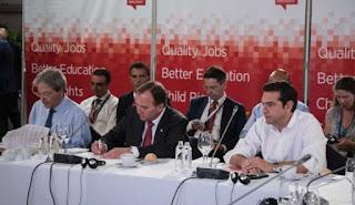Τσίπρας: Κυρίαρχη πολιτική διαφοροποίηση η διάκριση αριστεράς – δεξιάς