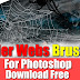 Spider Webs Brushes Effect For Photoshop Download Free Vol#23