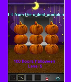 100 Floors Halloween Level 6