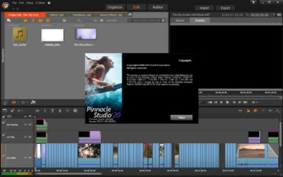 Tech crome pinnacle studio 20 ultimate with key is here for Pinnacle studio templates free download