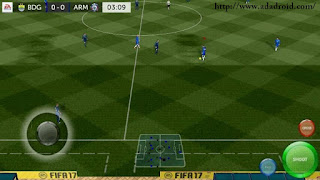 Download FTS Mod FIFA17 Ultimate by Zulfie Zm Apk + Data