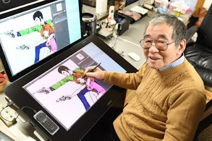 Monkey Punch, Kreator Manga 'Lupin III' Tutup usia di umur 81 Tahun