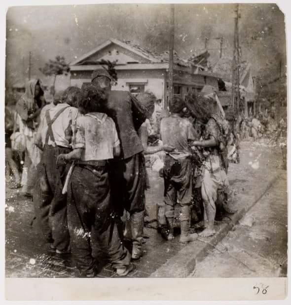 A bomba atômica Fat Man de Nagasaki