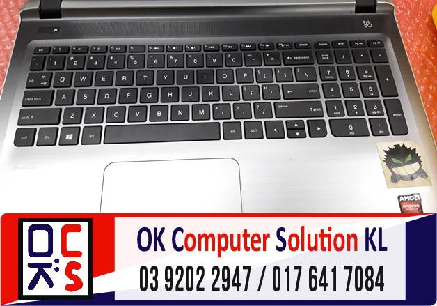 [SOLVED] MASALAH KEYBOARD HP 15-AB031AX | REPAIR LAPTOP CHERAS 2