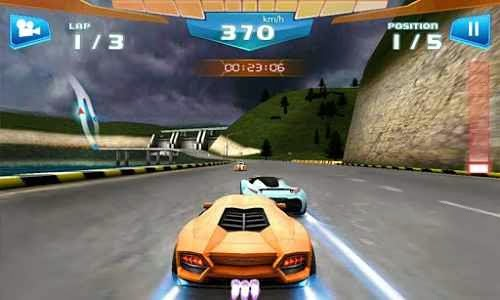 Corrida Rápida 3D – Fast Racing para Android