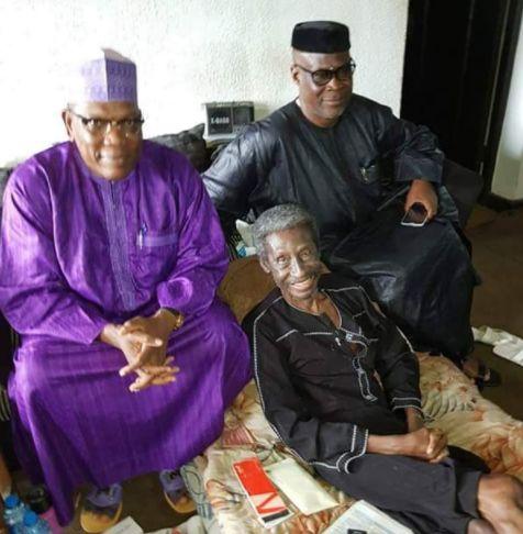 Good Nigerian Donates N10m To Ailing Sadiq Daba