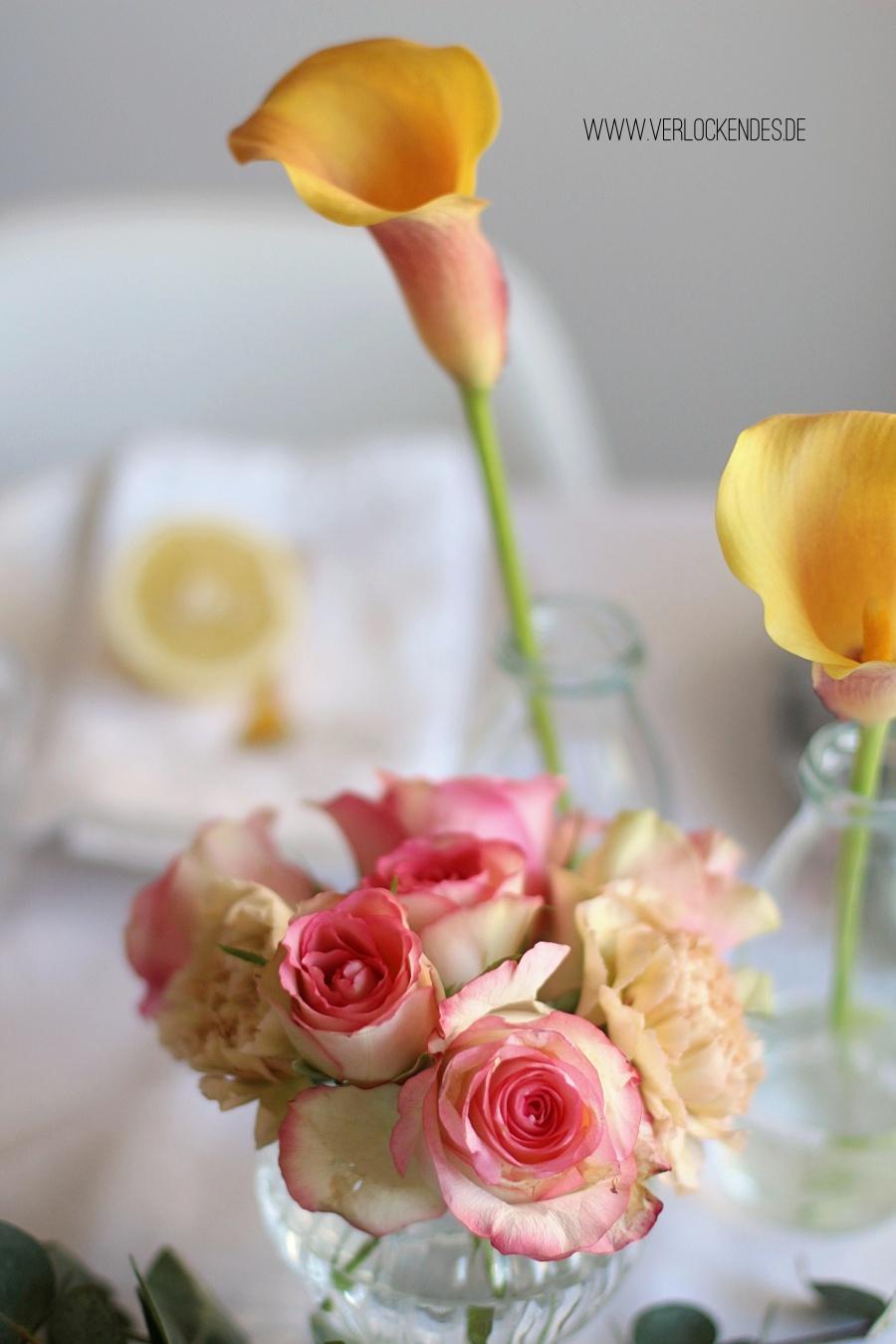 Kindergeburtstag Blumen