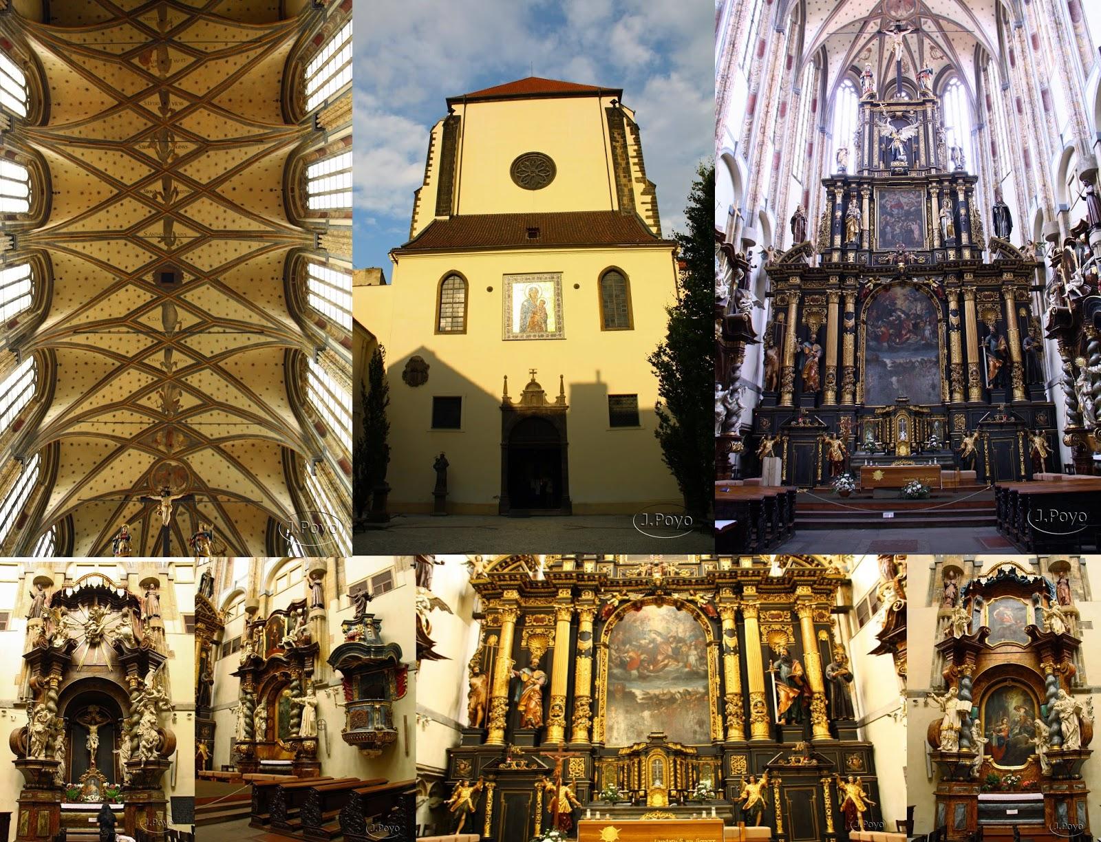 Iglesia de Nuestra Señora de las Nieves de Praga