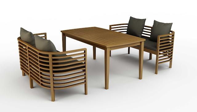 mẫu bàn ghế gỗ đẹp