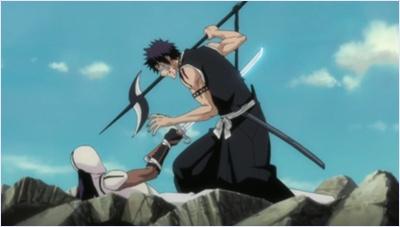 ฮิซากิ vs โทเซ็น