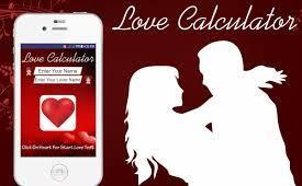 Kalkulator Cinta di Android