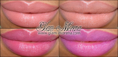 Glam Morena: Review: CoverGirl Lip Perfection Lipstick. | 400 x 194 png 135kB