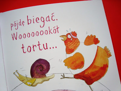 Kura co tyła na diecie, książka ucząca samoakceptacji, książka dla dzieci