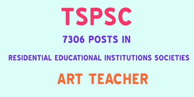 TSPSC-7306-Posts-Art-Teacher