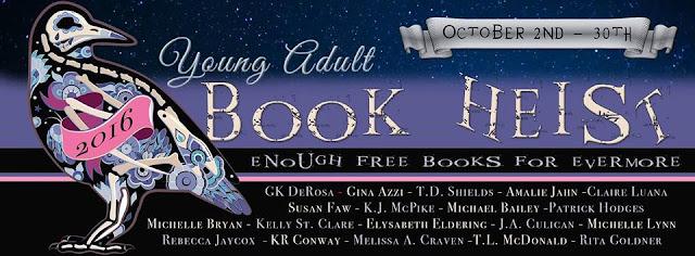 Book Heist Giveaway!