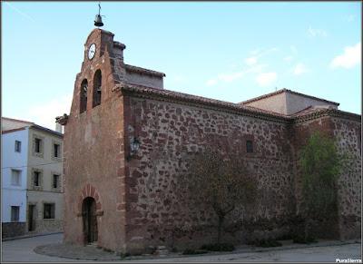 Iglesia de Chequilla