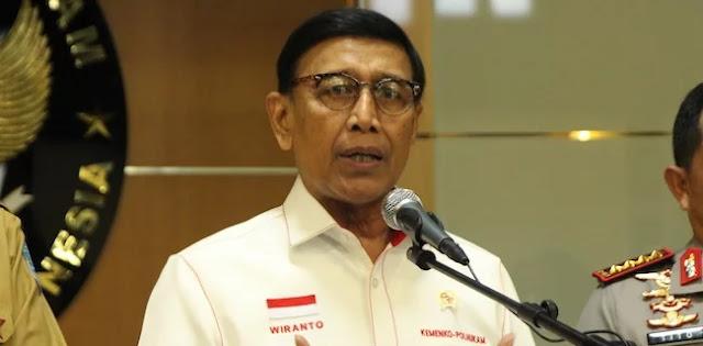 Wiranto kepada Pangdam dan Kapolda: Jangan Biarkan Massa Bergerak Menuju Jakarta!