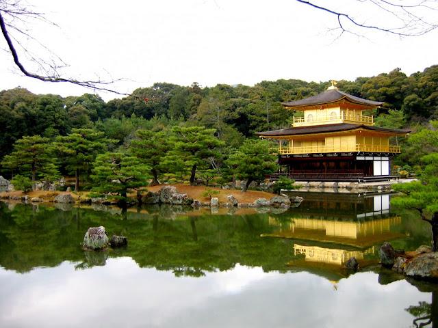 Kuil yang Wajib Dikunjungi di Kyoto, Jepang