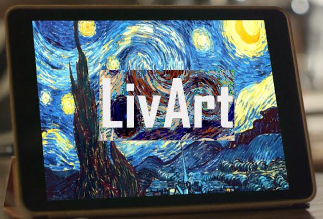 LivArt: Η πλατφόρμα που ζωντανεύει διάσημους πίνακες