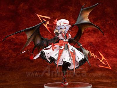 Figura Remilia Scarlet Koumajou Densetsu Ver. Touhou Project