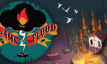 Game Flame in the Flood PC