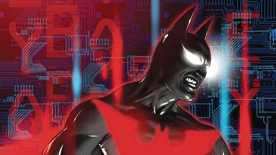 Batman Beyond, DC, Superhero, 4K, #6.2409