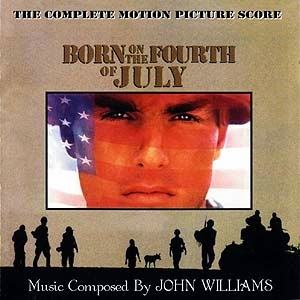 Born on the Fourth of July, John Williams