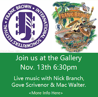 Live Music at the Gallery