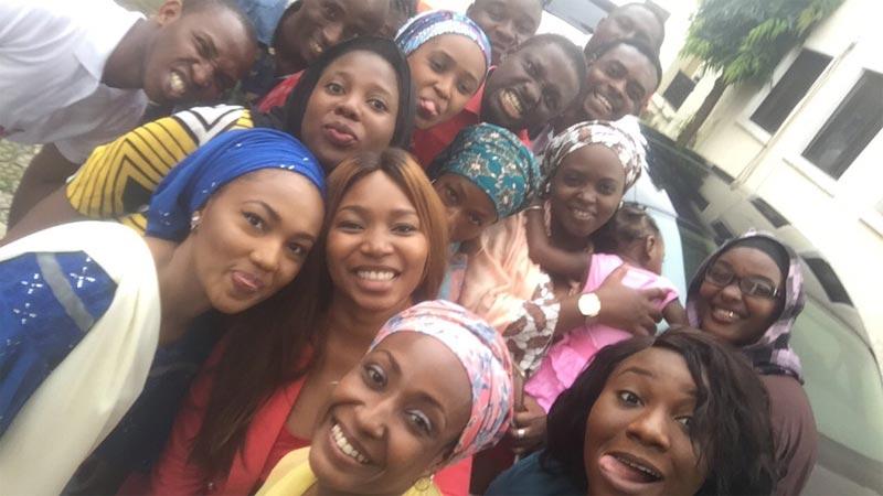 Zahra Buhari's ACE Charity meets USAID delegates