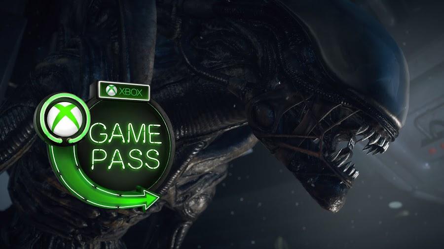 xbox game pass 2019 alien isolation xb1