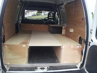 Converting My Citroen Dispatch Van Into A Campervan