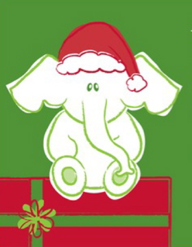 thankfully i dont have to do a lot of shopping for christmas most of the christmas parties ill be attending will be white elephant exchanges - White Elephant Christmas Party