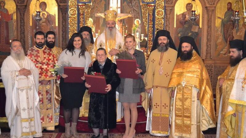 Εορτή Υπαπαντής του Κυρίου και χειροτονία πρεσβυτέρου π. Αθανασίου Γραμμένου
