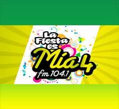 Radio Mia 104.1 FM Cordoba en Vivo