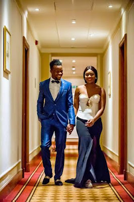 Super Eagles Player, Onazi Ogenyi Set To Wed [See Pre-Wedding Photos...]