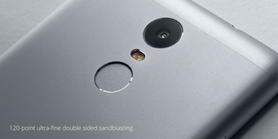 Redmi Note 3 Fingerprint Scanner