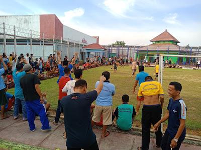 Futsal spektakuler lansia 60+ Lapas Sarolangun