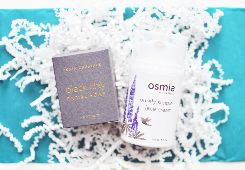 The Osmia Organics Beauty Heroes Box.