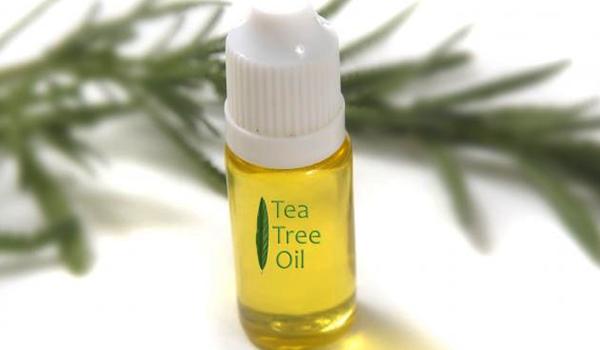 Tea Tree Oil treatment