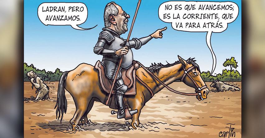 Carlincaturas Miércoles 01 Noviembre 2017 - La República