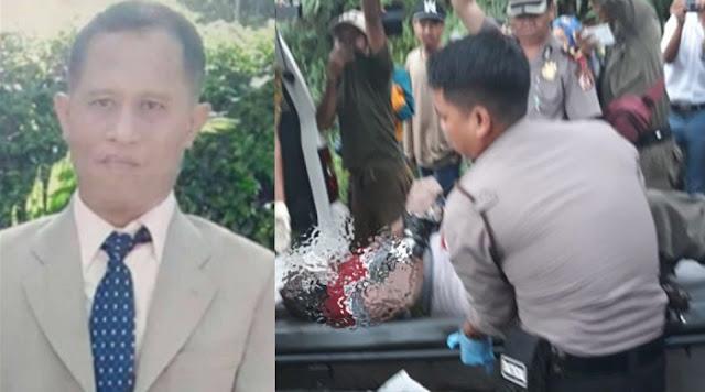 Pembunuh Anak Siantar Driver Taksi Online di Bogor Ditangkap Polisi