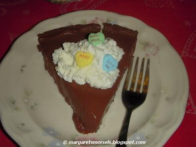 Margaret's Morsels | Chocolate Dream Pie